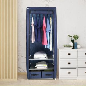 armoire penderie 1 porte achat vente pas cher. Black Bedroom Furniture Sets. Home Design Ideas