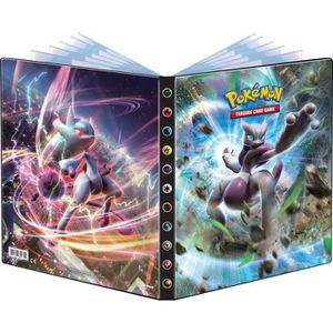 "CARTE A COLLECTIONNER POKEMON Cahier Range-Cartes A4  XY ""Impulsion Turb"