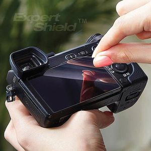 anti-reflective and flexible FX Screen Protector 3X atFoliX Shock Absorption Protection Film compatible with Olympus E-PL5 Anti Shock Screen Protector