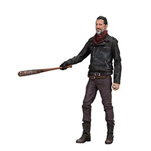 FIGURINE - PERSONNAGE Figurine Miniature QDK7F The Walking Dead Negan Ac