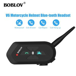 INTERCOM MOTO V6 Interphone Moto Bluetooth profession 1200m Inte