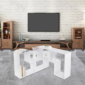 MEUBLE TV MEUBLE TV / TABLE BASSE / BIBLIOTHÈQUE - COLLECT 3