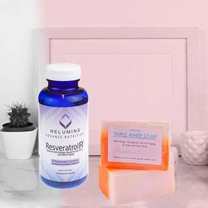 SOIN SPÉCIFIQUE Relumins Advance nutrition Skin soutien Complex po
