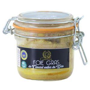 FOIE GRAS Foie Gras de Canard entier - IGP Gers - Direct Pro