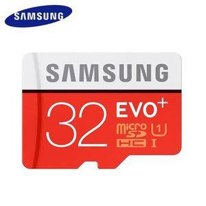 CARTE MÉMOIRE Carte Mémoire Micro SD 32 GB SAMSUNG - M1095