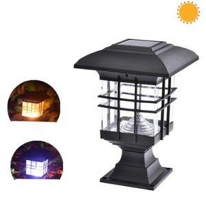 LAMPE DE JARDIN  Applique murale solaire exterieure, Lanterne solai
