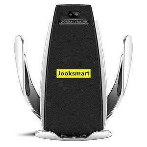CHARGEUR TÉLÉPHONE Jooksmart Chargeur Sans Fil Voiture Support Monter