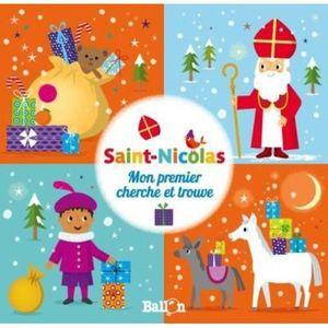 Livre Mon Premier Cherche Et Trouve De La Saint Nicolas