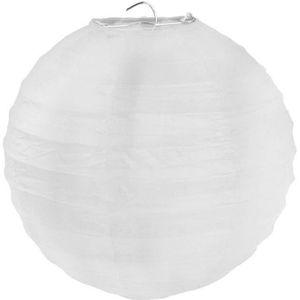 LANTERNE FANTAISIE Lampion boule chinoise 50 cm Blanc