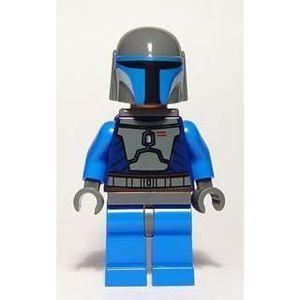 FIGURINE - PERSONNAGE LEGO Star Wars: Mandalorian Mini-Figurine