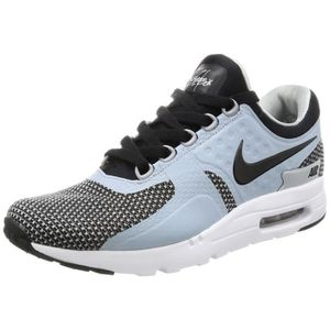 new arrivals f4ed9 5a3f2 NIKE Air Max Zéro Essentielles Baskets homme WWNPN Taille-44 1-2