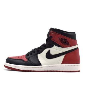 jordan 1 noir et rouge