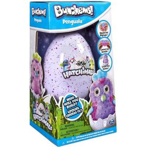 ASSEMBLAGE CONSTRUCTION SPIN MASTER Bunchems oeuf Hatchimals