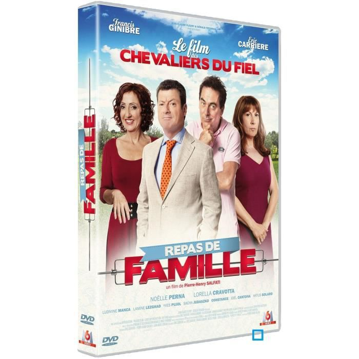 dvd les chevaliers du fiel repas de famille en dvd film. Black Bedroom Furniture Sets. Home Design Ideas