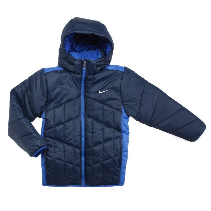 nike blouson capuche gar on achat vente blouson nike blouson gar on cdiscount. Black Bedroom Furniture Sets. Home Design Ideas