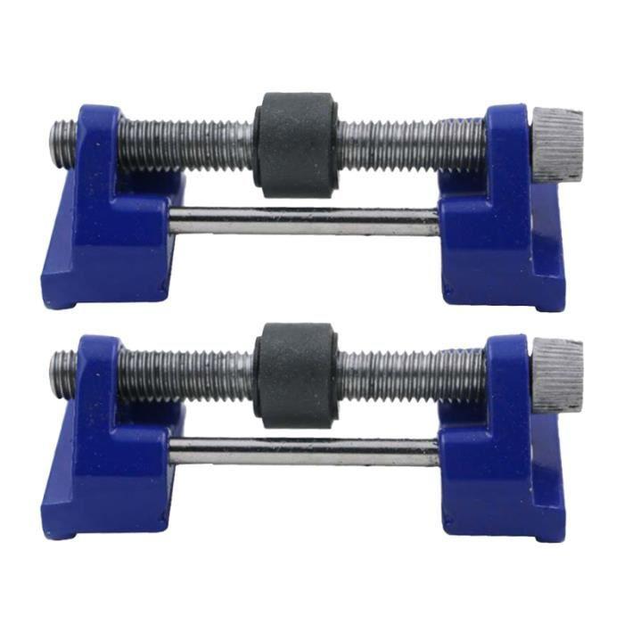 2 pièces taille-crayon pratique Durable affûteur de serrage outil d'affûtage vis dispositif pour AFFUTEUR - PIERRE A AFFUTER