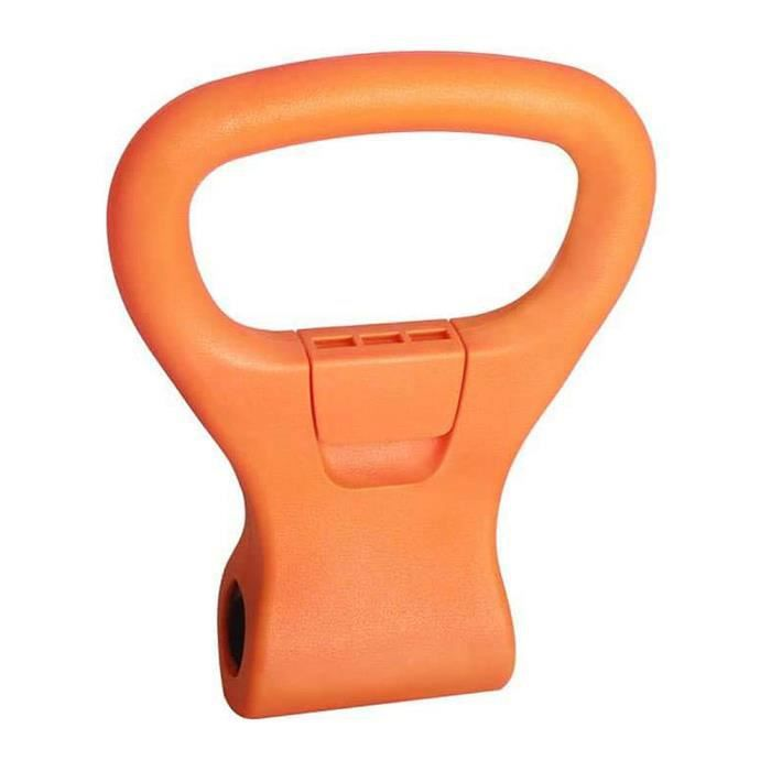 Réglable Kettlebell Grip Poids Exercice Facile Transporter Hommes Femmes Gym Bodybuilding Fitness Équipement Haltère Poignée-859