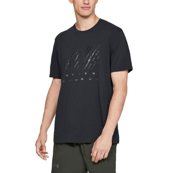Under Armour Hommes Branded T-Shirt