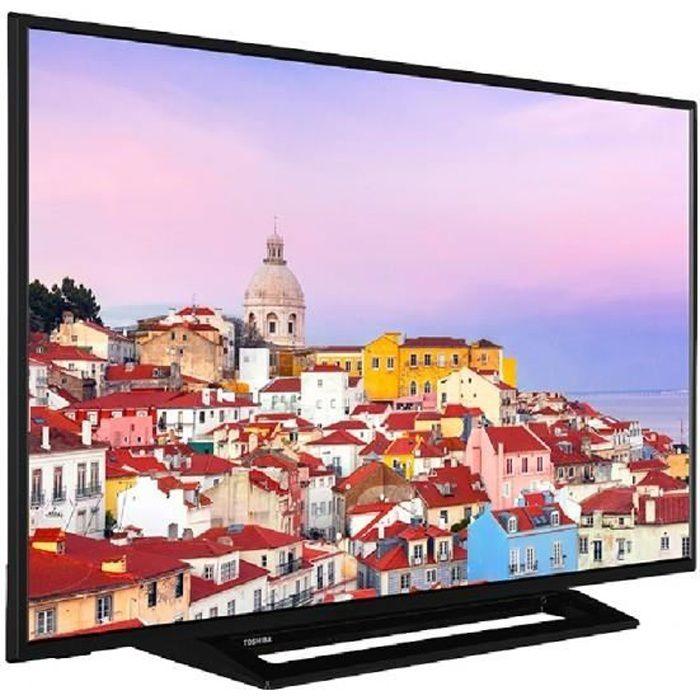 TV intelligente Toshiba 55UL3063DG 55' 4K Ultra HD LED WiFi Noir