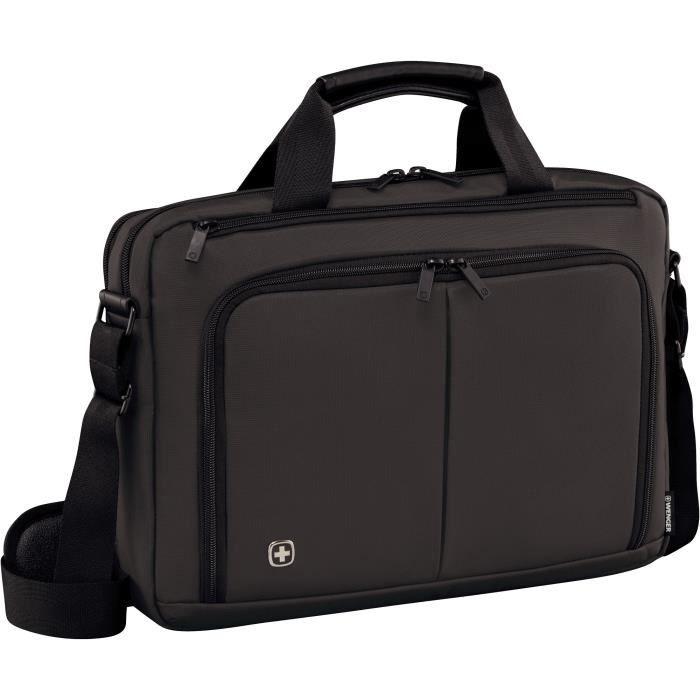 Wenger Source Mallettepour portable 16- avec tablette de poche 10.1- - Gris