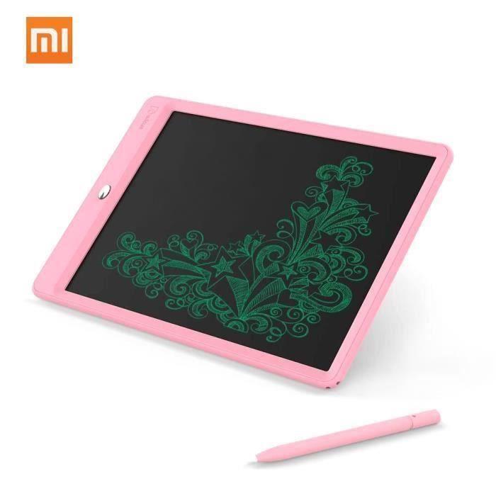 10'' Tablette Graphique écriture rose manuscrite tablette écran Lcd numérique Smart Xiaomi
