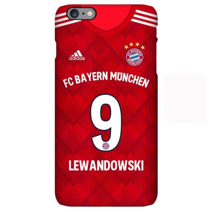 Coque iPhone 6-6s,2019 HOME Bayern Munich Football Coque ...