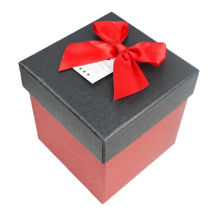 Petit bac 5 cm Cadeau Mariage Boite Cadeau Emballage Cadeau