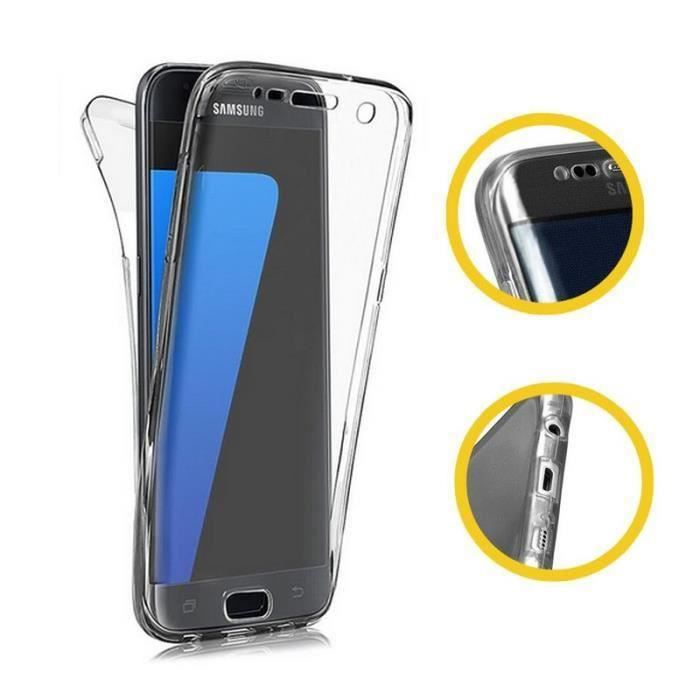 coque double samsung galaxy s6 edge