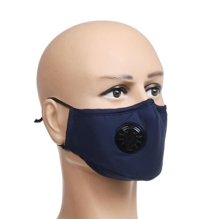 masques tissu respiratoire