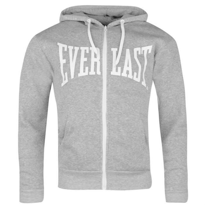 EVERLAST CAPUCHE Pull Hommes Sweatshirt Capuche Veste hoody OTH 023