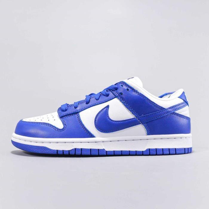 Baskets Nike DUNK LOW SB Chaussures pour Homme Femme Bleu ...