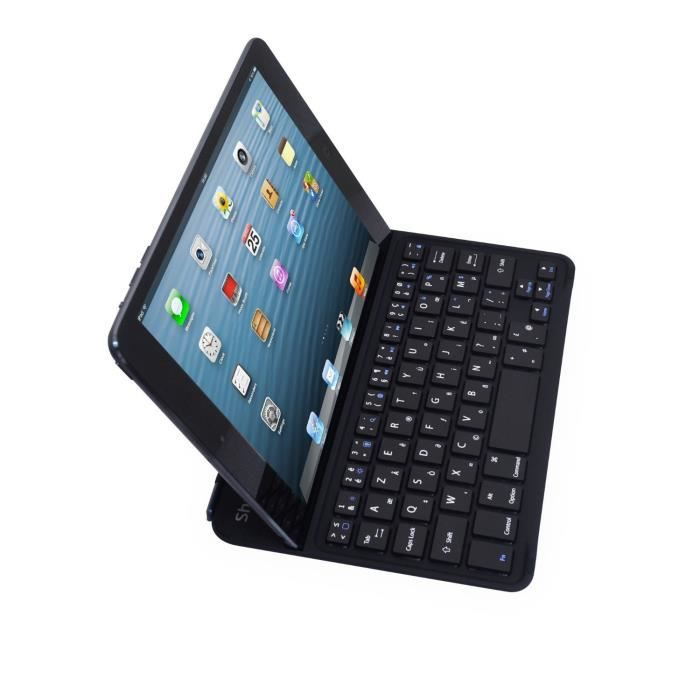 clavier ipad mini 3 2 mini retina bluetooth prix pas cher cdiscount. Black Bedroom Furniture Sets. Home Design Ideas