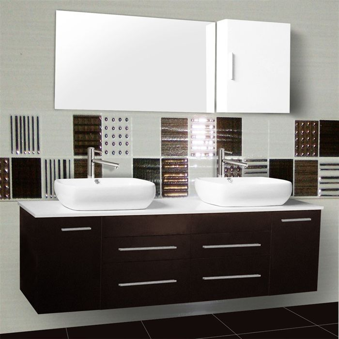 kit salle de bain panda achat vente salle de bain complete kit salle de bain panda choco. Black Bedroom Furniture Sets. Home Design Ideas
