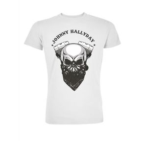 Tee Shirt Johnny Halliday Achat Vente Pas Cher