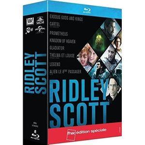 LECTEUR DVD RIDLEY SCOTT COFFRET BLU-RAY 20TH CENTURY FOX