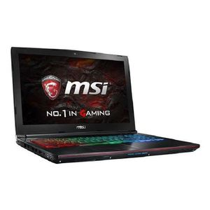 ORDINATEUR PORTABLE MSI PC Portable Gamer GE62VR 7RF Apache Pro 480XFR