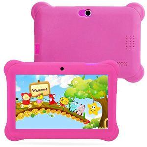 TABLETTE ENFANT Enfants Tablet PC 7 Android 4.4 Bundle Cas Double