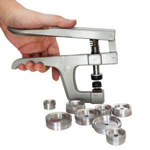 APPRÊTS  Bouton pression metal Ensemble Pince - pince press