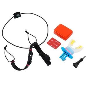 PACK ACCESSOIRES PHOTO Rncyn GoPro HERO4 -3+ -3 -2 -1 Kit de Fixation Ble