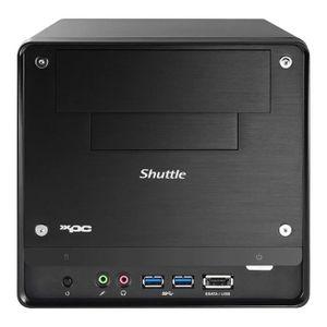 UNITÉ CENTRALE  PC SHUTTLE SH 67XA Intel Core I7 2600K-8GB-SSD 180