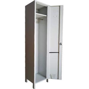 Armoire Metal 1 Porte Achat Vente Pas Cher
