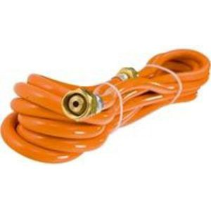 TUYAU - RACCORD Tuyau de gaz naturel a visser orange 3m