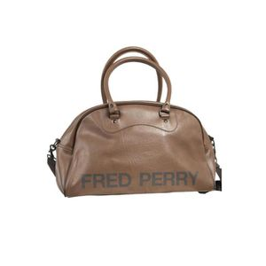 SACOCHE sac fred perry l2214 marron