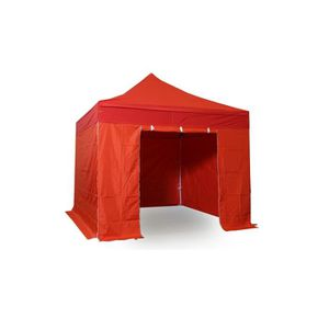 TONNELLE - BARNUM Tente pliante Barnum Tonnelle 3x3m polyester 300g/