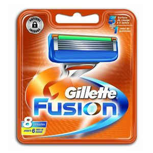 LAME DE RASOIR SEULE Lame de rasoir GILLETTE Fusion power (paquet de…