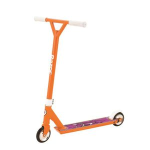 PATINETTE - TROTTINETTE RAZOR Trottinette Freestyle Eldorado orange