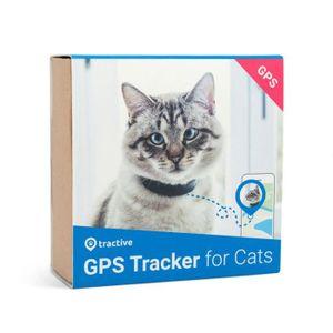 ANTI-FUGUE - CLOTURE Tractive collier GPS pour chat avec mécanisme de r