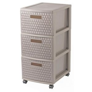 PORTE ACCESSOIRE Meuble de rangement étagère tiroir de rangement av
