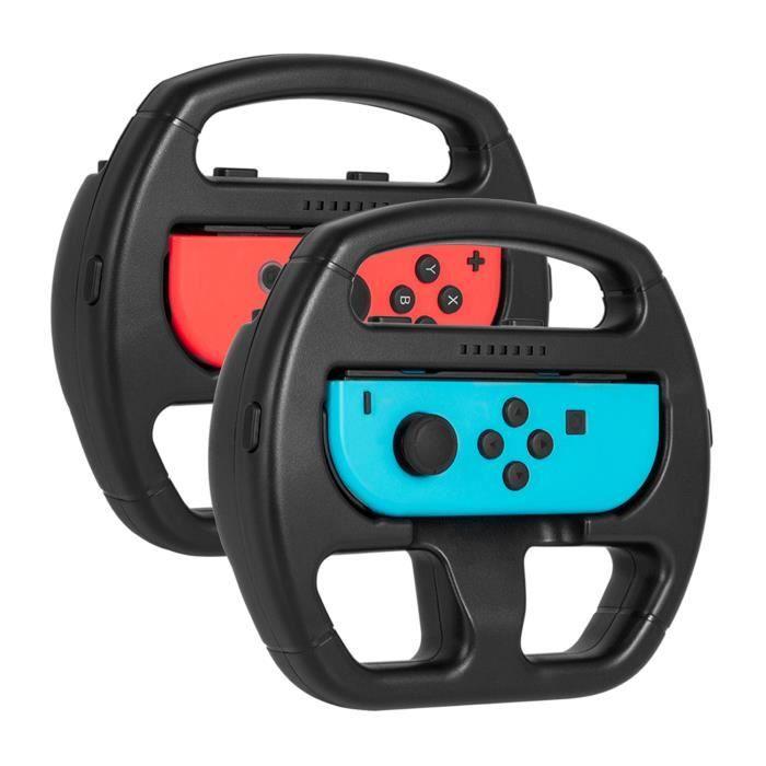 Keten Nintendo Switch volant Mario Kart Joy-Con pour jeux Nintendo Switch (2 paquet)