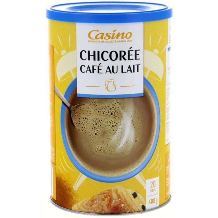 CASINO Chicorée café au lait - 400 g
